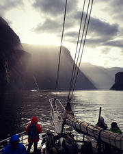 Anne G Milford Sound