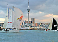 Auckland voile