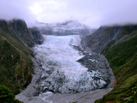 Fox Glacier bus 1