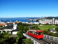 Wellington & cablecar