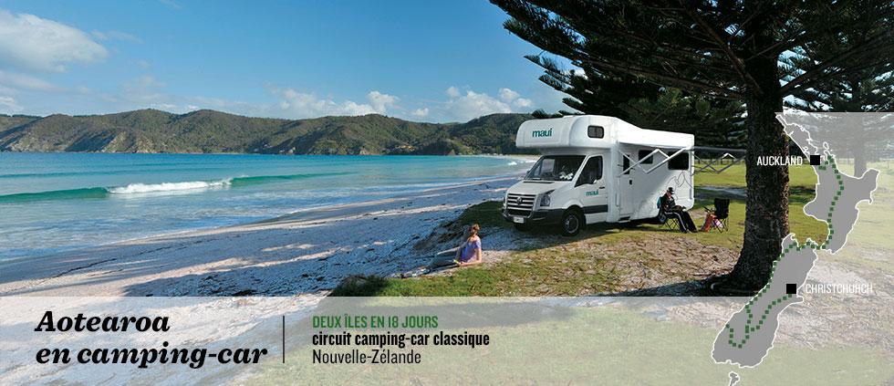 circuit en camping car nouvelle z lande de 18 jours agence locale frogs. Black Bedroom Furniture Sets. Home Design Ideas