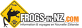 Logo Frogs-in-NZ