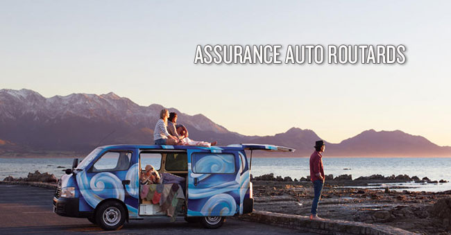 Votre assurance auto backpacker !