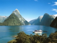 Milford Sound circuit NZ