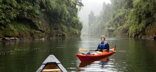 whanganui kayak