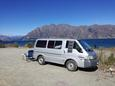 Campervan Ford Econovan 2003, Petrol, Self contained