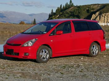 Toyota Wish Package 2004