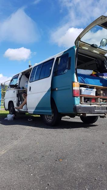 PRICE DROPPED NISSAN CARAVAN Self Contained