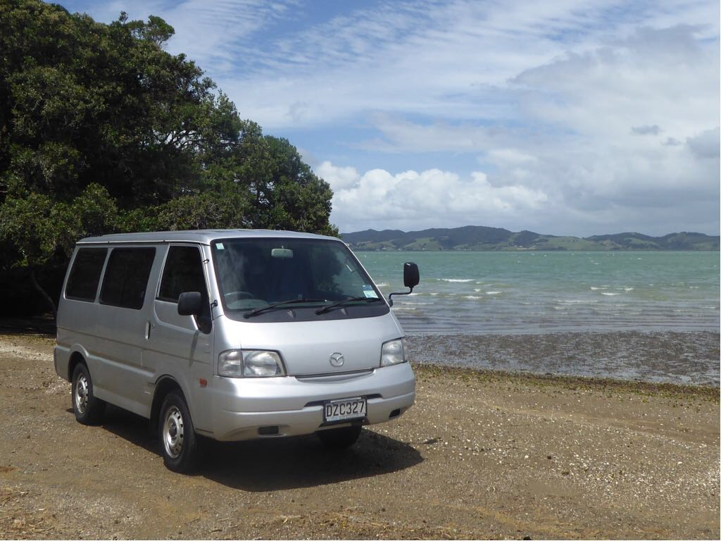 van self contained mazda e1800 2007 avec garantie m canique frogs in nz. Black Bedroom Furniture Sets. Home Design Ideas