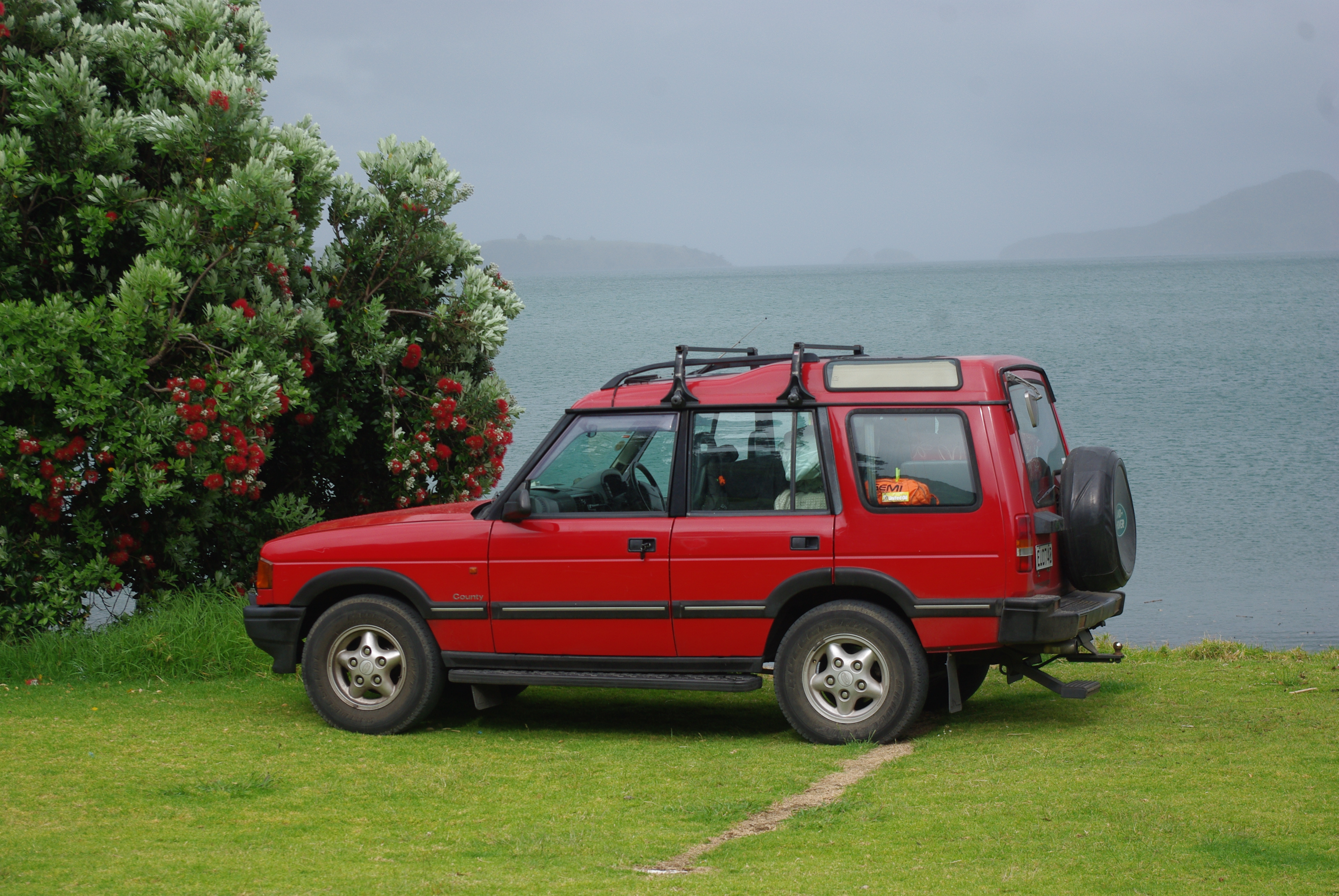 4x4 am nag land rover discovery 1998 151350 kms frogs in nz. Black Bedroom Furniture Sets. Home Design Ideas
