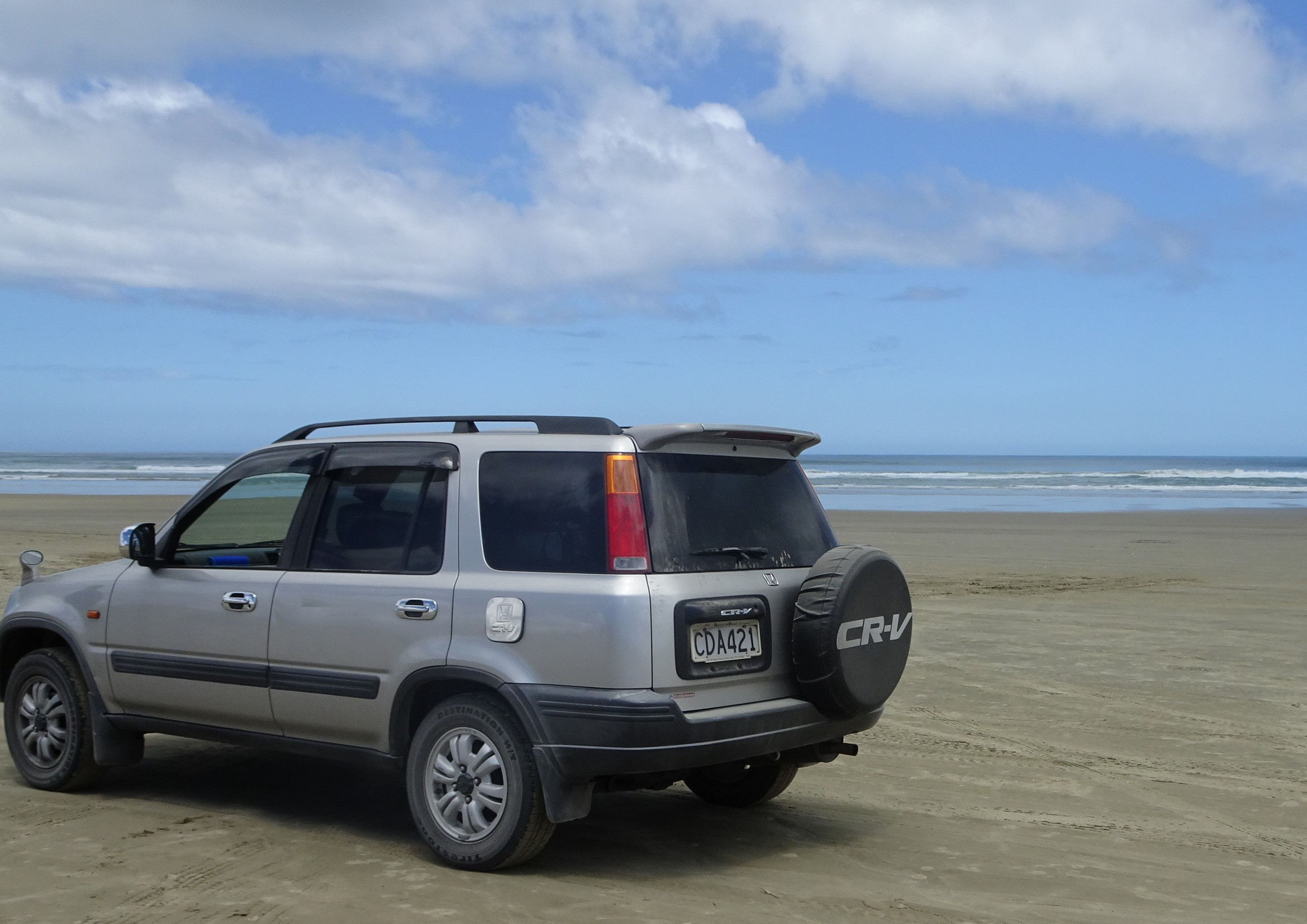 Honda crv suv et quipements frogs in nz for Honda large suv