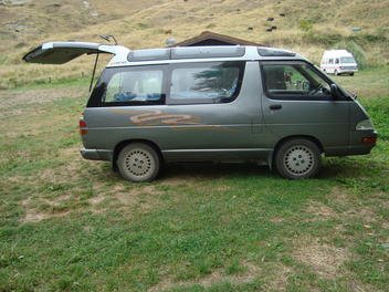 toyota liteace 219 000km 1993 diesel boite automatique frogs in nz. Black Bedroom Furniture Sets. Home Design Ideas
